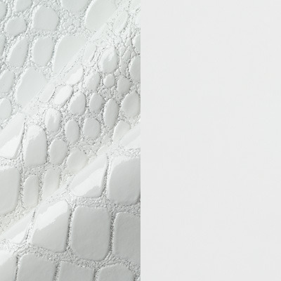Белый/Caiman Croco
