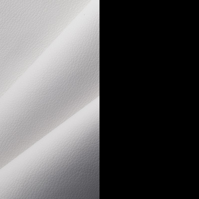 Черный с белым